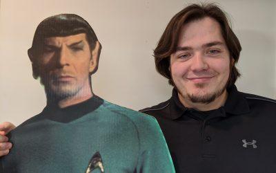 Say Hello to Zachary Kurcbard!