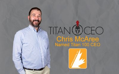 LeafTech's CEO honored as Titan 100